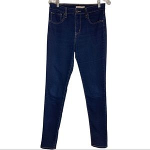 Levi's 721 High Rise Skinny Jeans Size 30/32